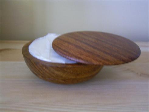 True quality Wooden shaving Bowl 1