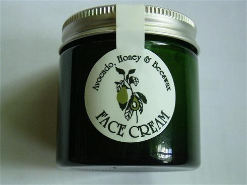 This is a fantastically nourishing face cream! Rich in honey and both refined and unrefined avocado oil