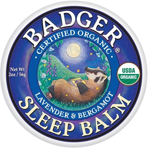 Larger Tin Of Sleep Balm helps you relax and have a good nights sleep