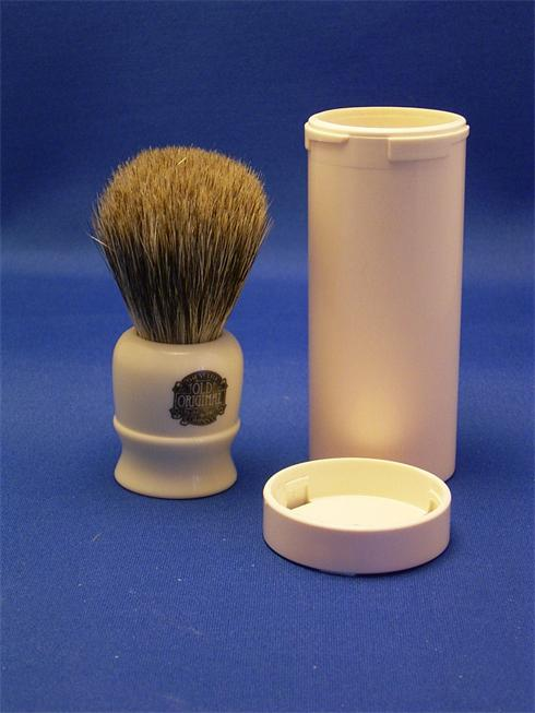 Travel Badger Brush