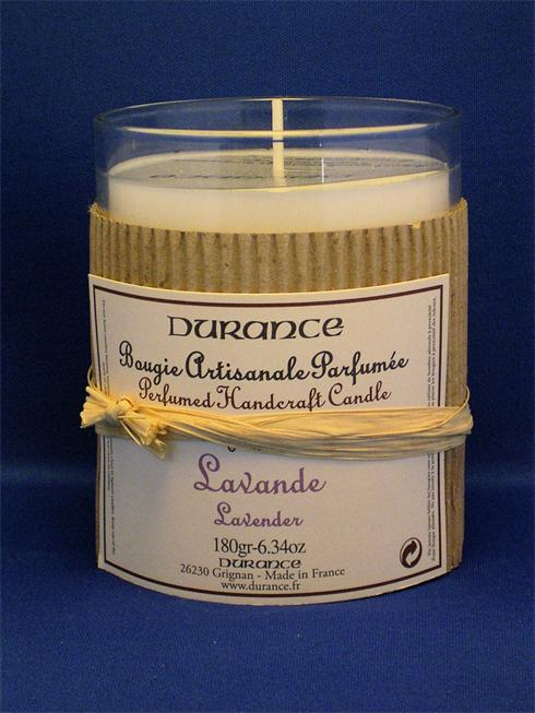 Handcraft Lavender Candle From Durance