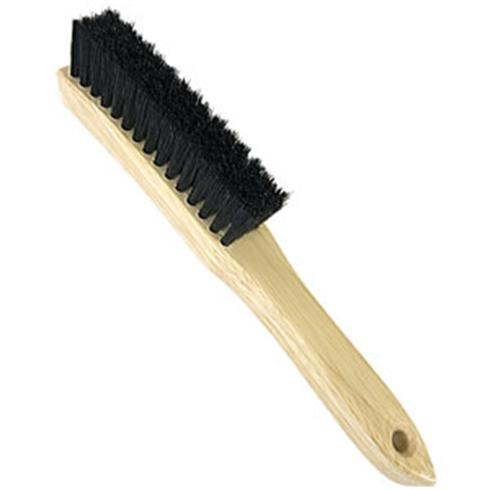 Black Bristle Hat Brush By Kent