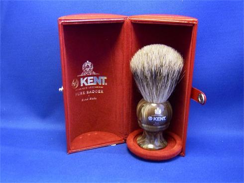 Great Badger Brush In Presentation Case
