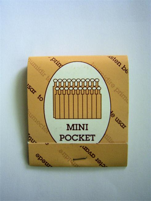 If you are a man or women and shave you should not be without one of these Styptic  matches