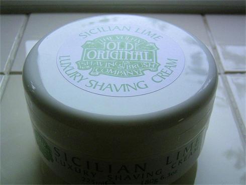 Luxury Sicilian Shaving Cream
