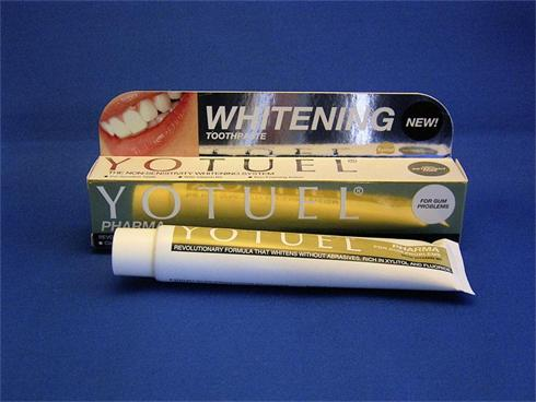 Yotuel Pharma Whitening System,for sensitive teeth