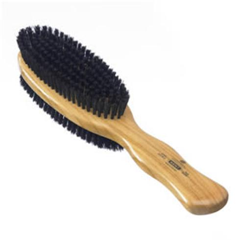 Cherry Wood Double Sided Clothes Brush