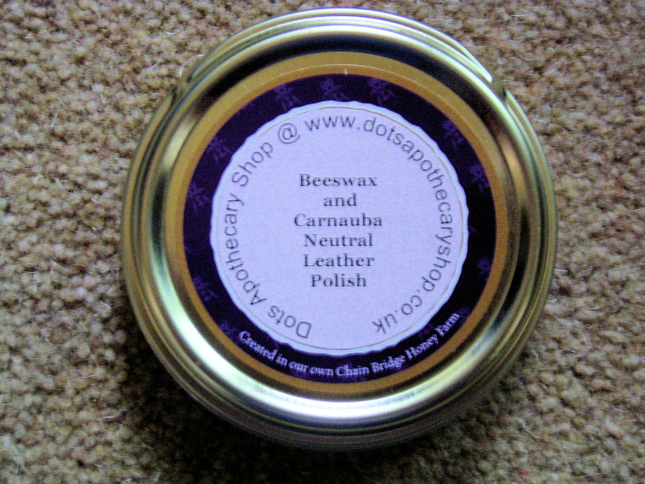 Beeswax Polishes