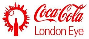 London Eye Coca Cola Logo