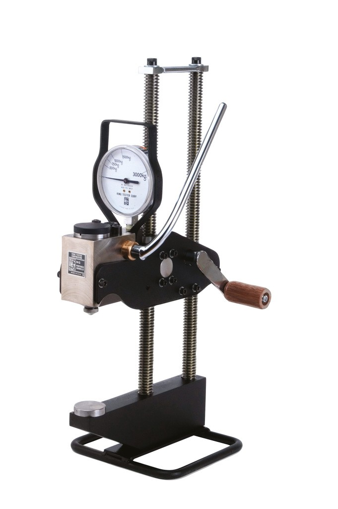 King Brinell Portable Hardness Tester