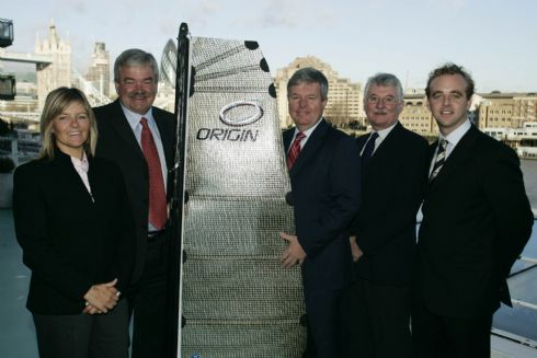 Sir Keith Mills, Rod Carr OBE, Nick Masson, Leslie Ryan, Andy Green