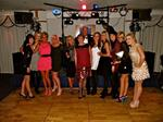 The team prior to the Christmas Dinner dance carnage of 2012.