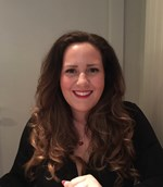 Laura Price, our visiting semi-permanent make up artist/technician;