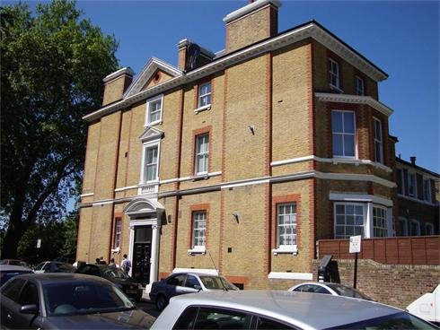 22. Refurbishment, alterations  and extensions to house  (formerly offices) in Conservation  Area, SW4.