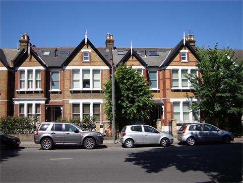 23. Flats conversion of two  adjoining houses providing  six units, SW12.