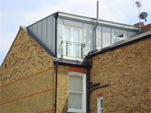 11. Loft conversion with 