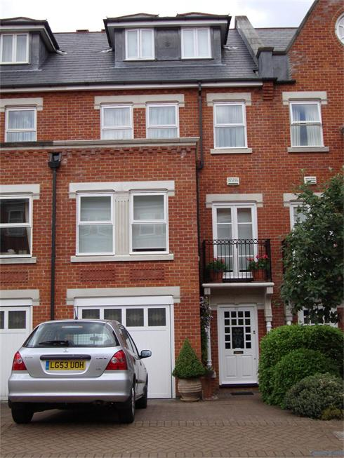 3. House with rear extension, 