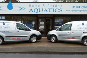 The Aquatics shop, Bury St. Edmunds