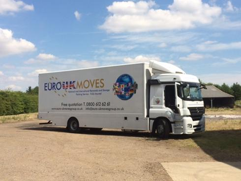 Our new European Truck