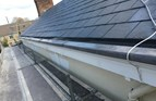 new tiberwork, lead lined and spanish slates