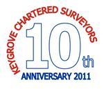 Keygrove 10th Anniversary Logo