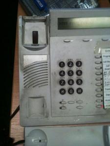 dirty telephone