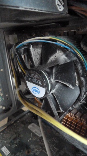 internal computer cleaning