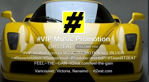 VIP Music Promotions