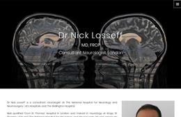Nick Losseff - web design by Toolkit Websites, professional web designers