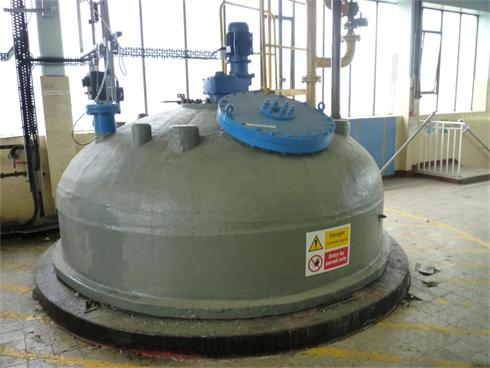 <b>Contract Value:</b> £120,000.00  <b>Details:</b> <b>Contract Value:</b> £120,000.00  <b>Details:</b> This Plant Refurbishment was completed in 2009 and involved the Insulation to 6 chilled water Vessels & associated Pipework.  The vessels where insulated with a closed cell insulation, vapour sealed and finished with 2 layers of GRP. The pipework was insulated with P.I.U. sections with all joints sealed with a flexible sealant, vapour sealed and clad with Plastisol sheeting secured with stainless steel banding.