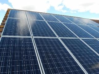 solar panels evesham