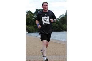 Lee Gorton Ellesmere 10k 28th August 2011