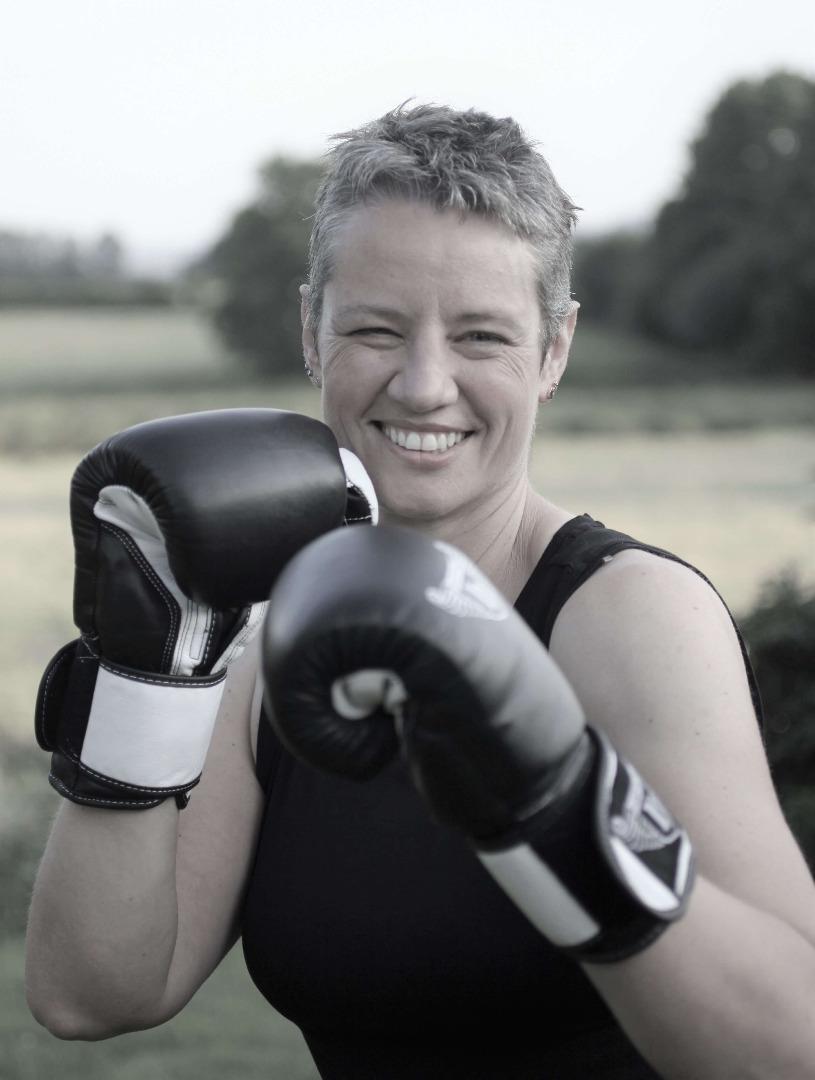 Image of Rachel Boxing Strength
