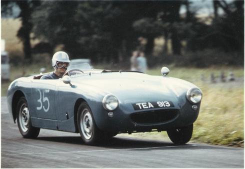 Gordon racing