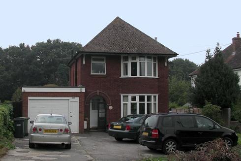 Architect Extension Southampton Hampshire