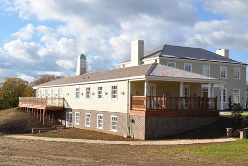 House Rebuild Wellow Romsey Hampshire