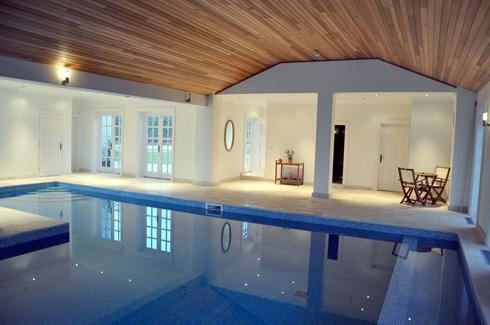 Planning Swimming Pool Wellow Romsey Hampshire