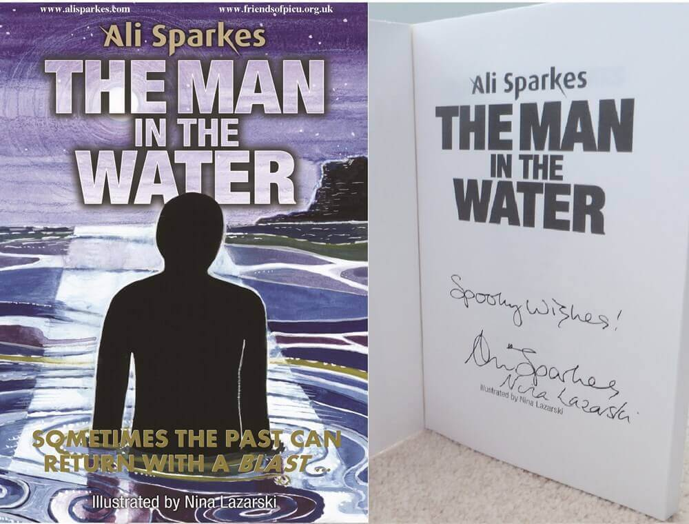 Ali Sparks - The Man in the Water
