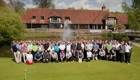 The Friends of PICU Golf Day 16th May 2012 kindly sponsored by The Matchtech Group