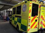 Paediatric Children's Intensive Care Ambulance