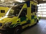Southampton Ambulance for Friends of PICU