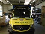 Friends of PICU Ambulance