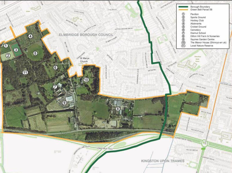 Hinchley Wood Local Plan