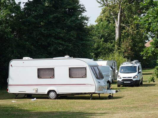 Hinchley Wood Travellers