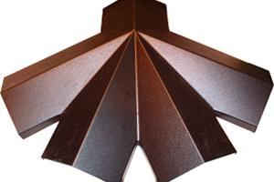 Conservatory roof cappings and facia ends, all vacuum formed in a UV stable material.