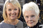 Mary interviews Dame Judi Dench