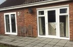 French doors &