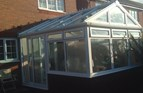 AFTER - Conservatory - Gable end