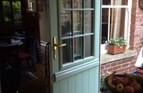 Stable Door - Clear Glass