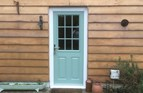 2 Panel 1 Grill Chartwell Green